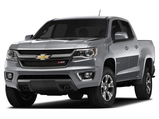 2015 Chevrolet Colorado 2WD Z71 Truck Crew Cab