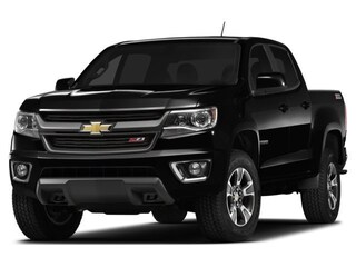 Used 2015 Chevrolet Colorado 2WD Z71 Truck for sale in Urbana, OH