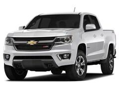 2015 Chevrolet Colorado 4WD LT 4WD Crew Cab 128.3 LT [PPA, GAZ, BTV, AR7, 5G8, GU6, C49, H0U, IO5, RVS, Q5U, VQK, SFE, Z82, MYB, T3U, QHR, PCM, ZJJ, 4LT, G80, VK3, LFX] Summit White
