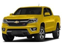 2015 Chevrolet Colorado LT 4x4 4dr Crew Cab 5 ft. SB Truck Crew Cab