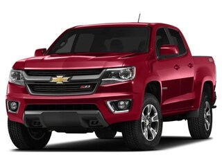 2015 Chevrolet Colorado Truck Crew Cab