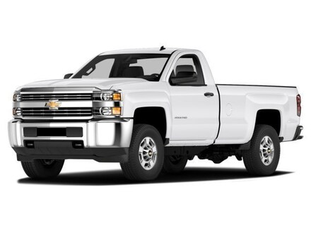 2015 Chevrolet Silverado 3500HD Work Truck Truck