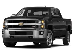 2015 Chevrolet 3500 HD 4X4 L/B LT Truck Crew Cab