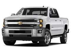 Used 2015 Chevrolet Silverado 3500HD LTZ Truck Crew Cab for sale in Elko NV