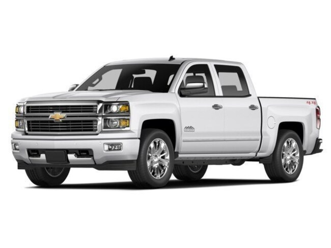 2015 Chevrolet Silverado 3500HD High Country Crew Cab Truck