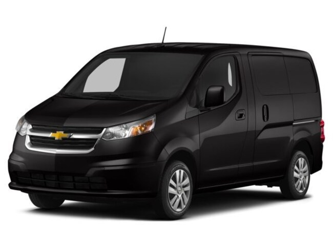 Used 2015 Chevrolet City Express 1LT Cargo Van for sale in Brooksville, FL at Crystal Chrysler Dodge Jeep