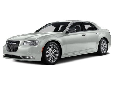 Featured Pre-Owned 2015 Chrysler 300C Base Sedan for sale in Meadville, PA