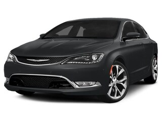 New 2015 Chrysler 200 4dr Sdn Limited FWD Car For Sale Jennings LA