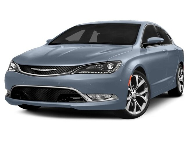2015 Chrysler 200 Limited Sedan Erie