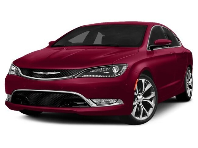 Used 2015 Chrysler 200 Limited Sedan Westfield, NY