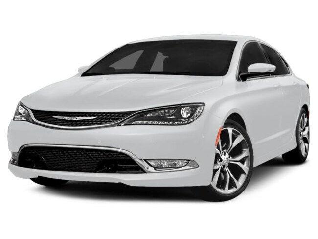 2015 Chrysler 200 Limited Sedan for sale in Monmouth County, NJ at Buhler Chrysler Jeep Dodge Ram
