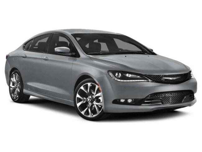 Certified Pre Owned 2015 Chrysler 200 S Sedan Toledo, OH