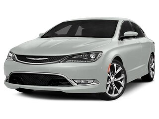 New 2015 Chrysler 200 C Sedan Irving, TX