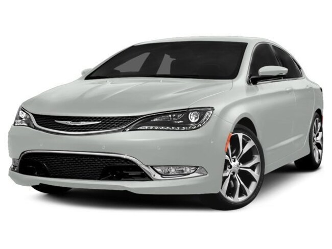 Used 2015 Chrysler 200 4dr Sdn C FWD Car For Sale Jennings LA