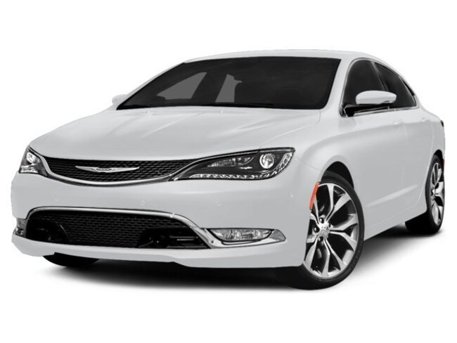 Used 2015 Chrysler 200 C Sedan in St, Louis