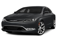 2015 Chrysler 200 C Sedan North Attleboro Massachusetts