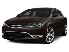 New Chrysler Dodge Jeep Ram 2015 Chrysler 200 C Sedan in Milford near New Haven CT