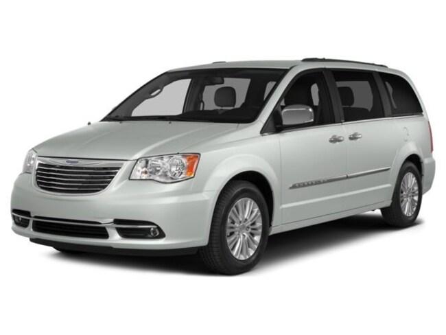 2015 Chrysler Town & Country S Passenger Van