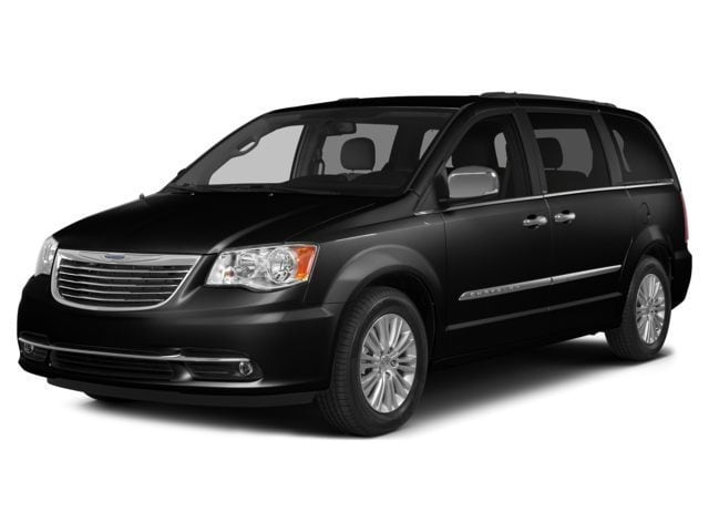 2015 Chrysler Town & Country LIMITED PLATINUM Passenger Van