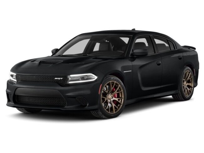 2015 Dodge Charger SRT 392 Sedan