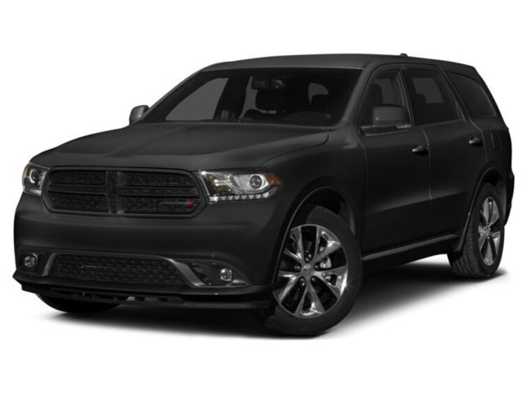 Certified Pre-Owned 2015 Dodge Durango R/T in Fairfax, VA