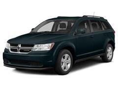 2015 Dodge Journey American Value Pkg FWD  American Value Pkg 3C4PDCAB2FT670570 for sale at Goeckner Bros., Inc. in Effingham, IL