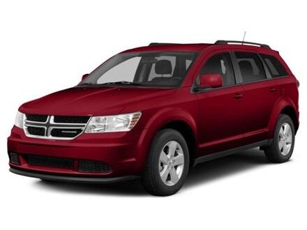 2015 Dodge Journey Crossroad Wagon 4 Door 4W