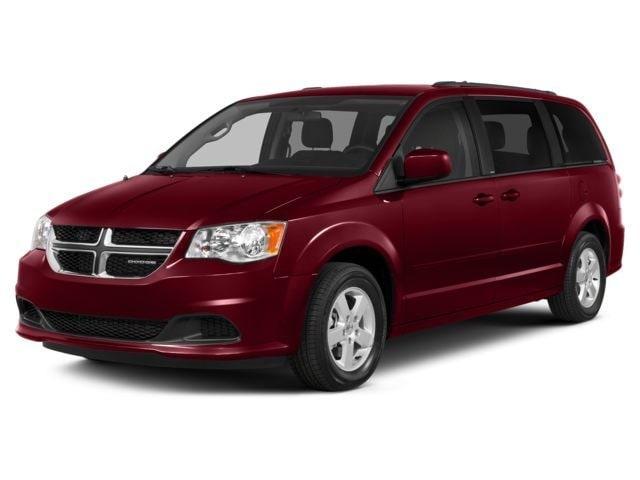 2015 Dodge Grand Caravan SXT Passenger Van
