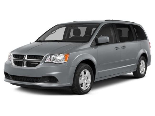 New 2015 Dodge Grand Caravan SXT Passenger Van in White Plains, NY