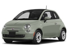 2015 FIAT 500 2dr HB Pop Car
