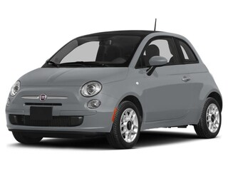 Used 2015 FIAT 500 Pop Hatchback R25811A in Henderson, NV