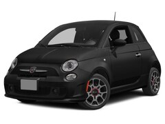 2015 FIAT 500 Turbo Hatchback P2117 for sale at FIAT of Lehigh Valley in Easton, PA