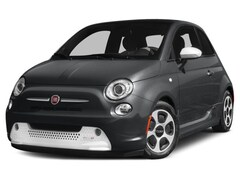 2015 FIAT 500e Battery Electric HB BATTERY ELECTRIC
