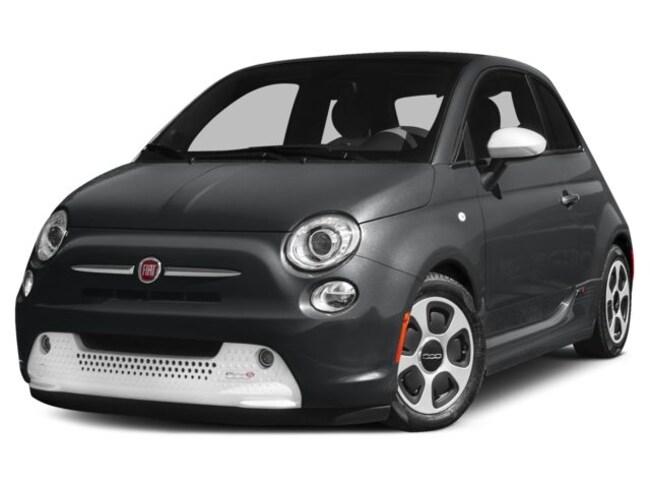 2015 FIAT 500 Electric