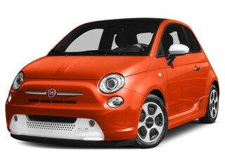 Used 2015 FIAT 500e Battery Electric HB BATTERY ELECTRIC 3C3CFFGE7FT709833 for sale in Ontario, CA at Jeep Chrysler Dodge of Ontario