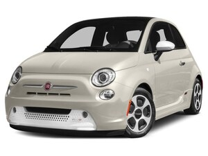 2015 FIAT 500e Battery Electric