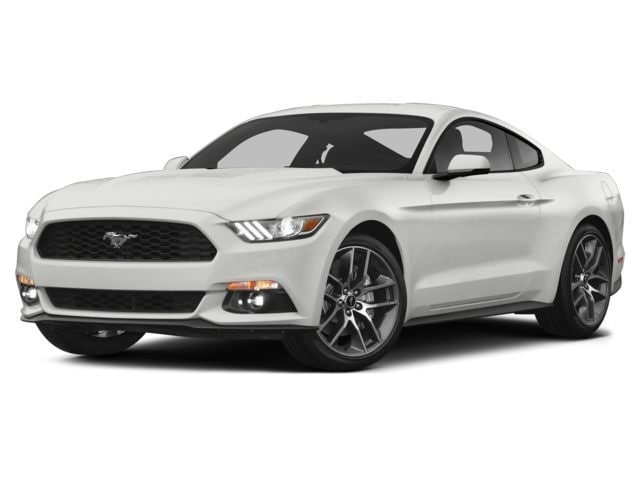 Featured Used 2015 Ford Mustang EcoBoost Premium Coupe for sale near you in Tucson, AZ