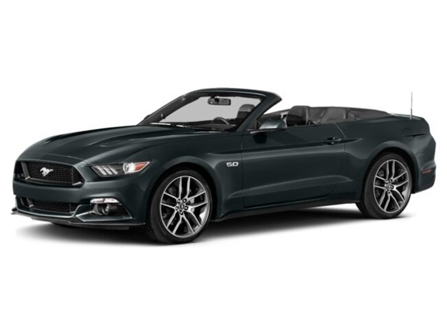 Used 2015 Ford Mustang V6 Convertible Tucson
