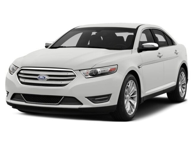 Used 2015 Ford Taurus Limited Sedan in Riverhead, NY