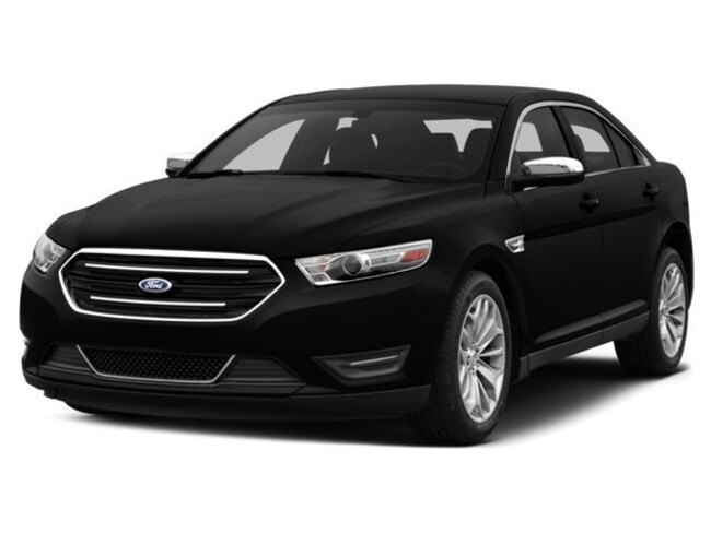 used 2015 Ford Taurus Limited Sedan in weatherford tx