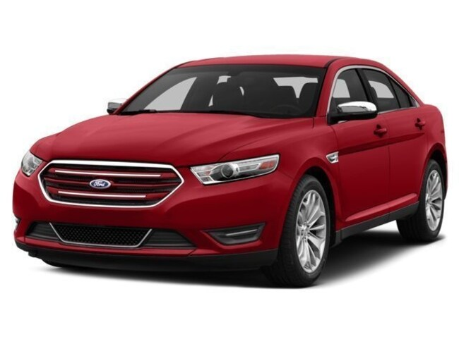 2015 Ford Taurus SHO Sedan