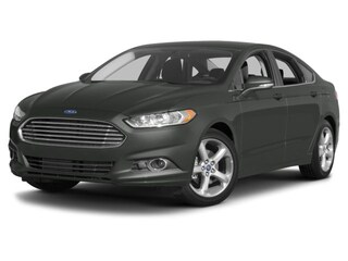 Bargain Used 2015 Ford Fusion S Sedan for sale near you in Braintree, MA