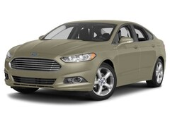 Used 2015 Ford Fusion SE Sedan for sale in Odessa