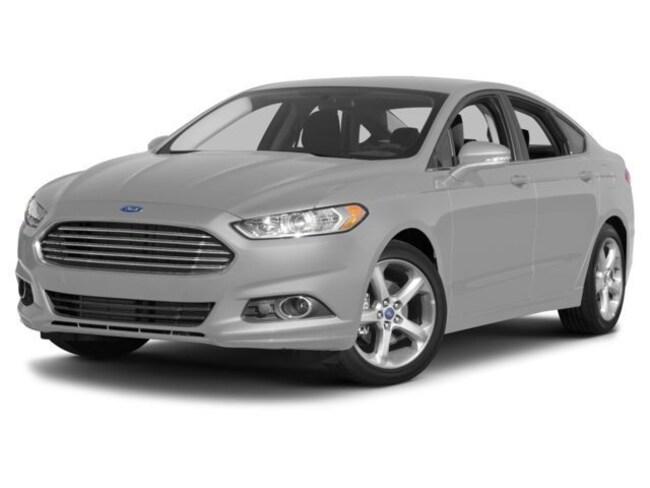 2015 Ford Fusion Titanium 4dr Car