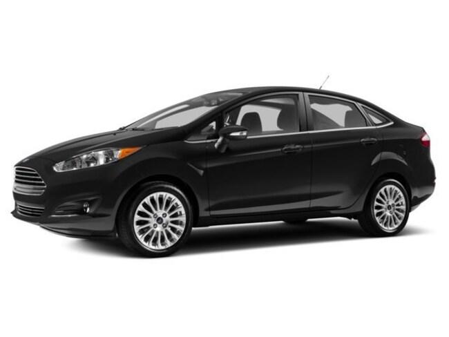 2015 Ford Fiesta SE Sedan