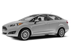 Used 2015 Ford Fiesta SE Sedan for sale in Cranston, RI
