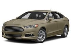 2015 Ford Fusion SE Hybrid Sedan For Sale In Holyoke, MA
