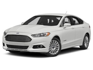 2015 Ford Fusion HYBRID SE Sedan