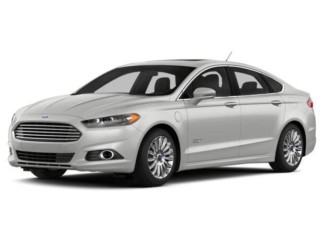 2015 Ford Fusion Energi Sedan