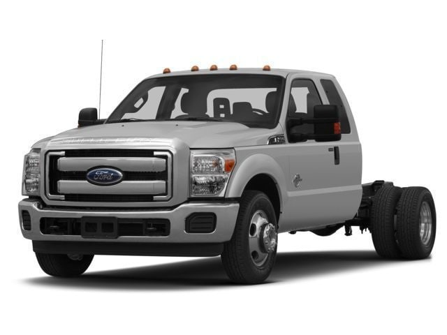 2015 Ford F-350SD Cab/Chassis